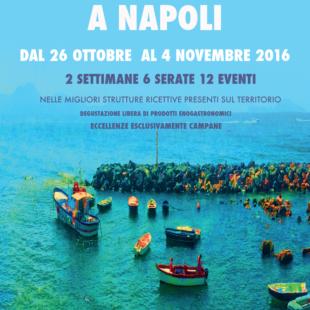 Fino al 4 novembre i nostri vini in degustazione al Tour d'elite a Napoli