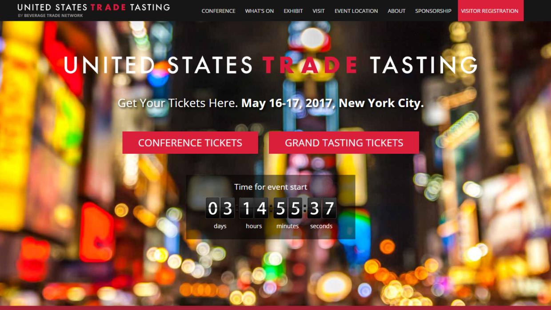 Vigne Sannite sarà all'United States Trade Tasting 2017 a New York