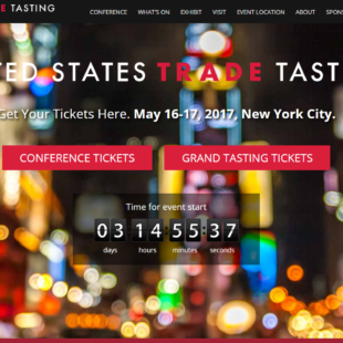 Vigne Sannite sarà all'United States Trade Tasting 2017 a New York